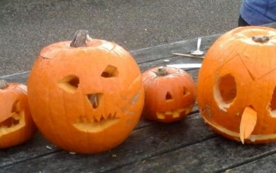 Pumpkin Carving Day – 31/10/21